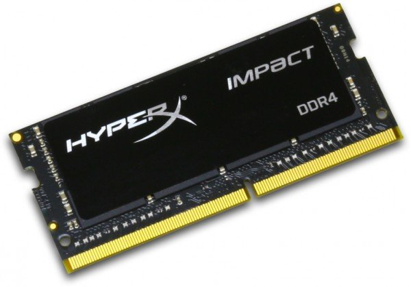 16GB DDR4 SO-Dimm PC 2666 Kingston HyperX