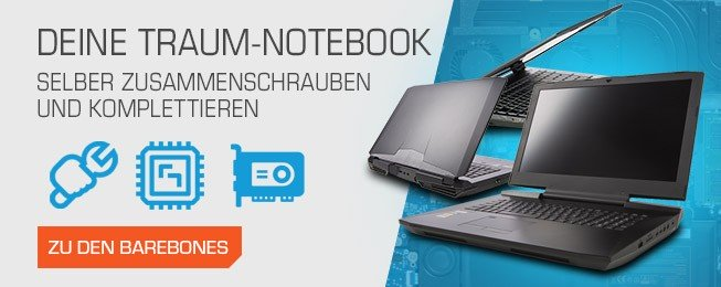 Barebone Notebooks