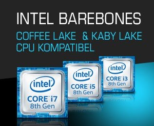 mobile intel prozessoren der 8. generation